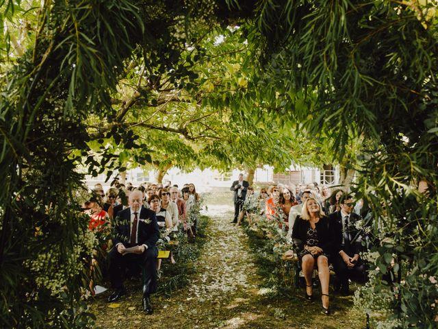 Le mariage de Matthieu et Emilie à Blaye, Gironde 20