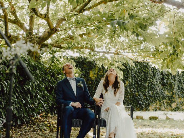 Le mariage de Matthieu et Emilie à Blaye, Gironde 1