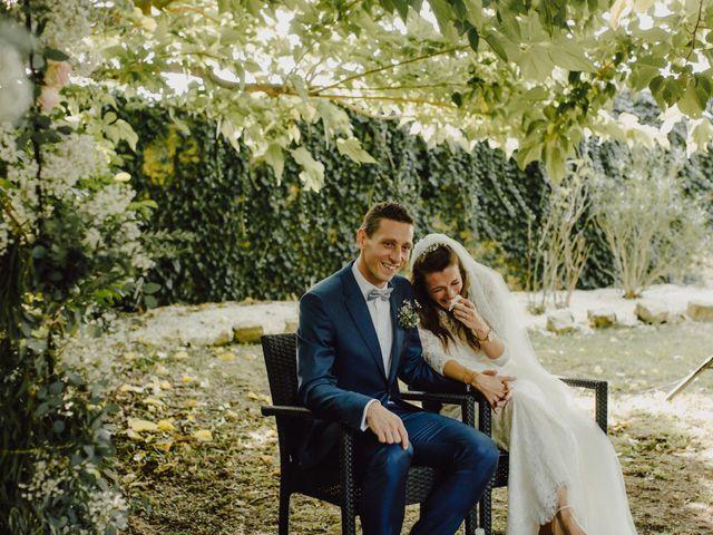 Le mariage de Matthieu et Emilie à Blaye, Gironde 24
