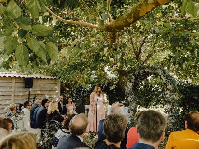 Le mariage de Matthieu et Emilie à Blaye, Gironde 26