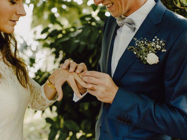 Le mariage de Matthieu et Emilie à Blaye, Gironde 2
