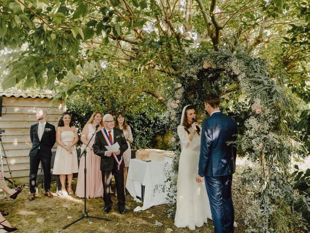 Le mariage de Matthieu et Emilie à Blaye, Gironde 37