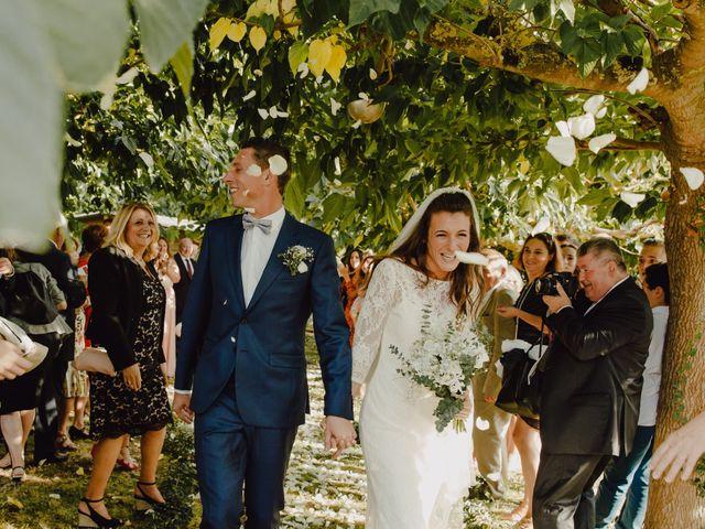 Le mariage de Matthieu et Emilie à Blaye, Gironde 39
