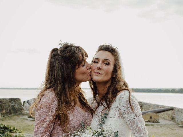 Le mariage de Matthieu et Emilie à Blaye, Gironde 43