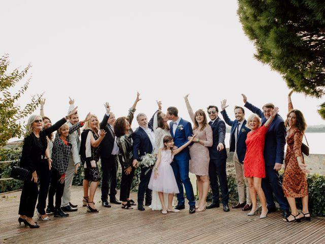 Le mariage de Matthieu et Emilie à Blaye, Gironde 46