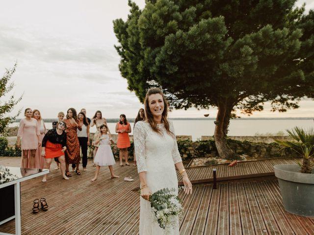 Le mariage de Matthieu et Emilie à Blaye, Gironde 63