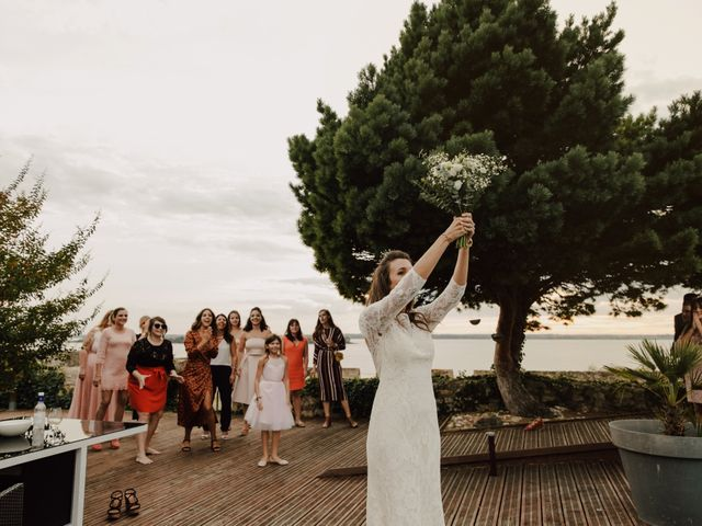 Le mariage de Matthieu et Emilie à Blaye, Gironde 64