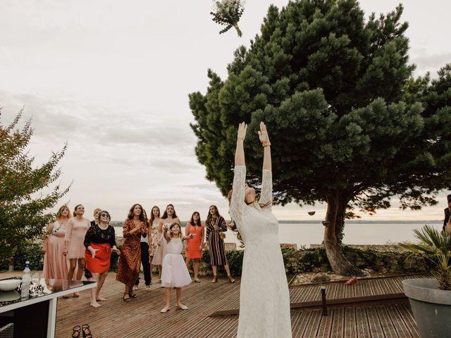 Le mariage de Matthieu et Emilie à Blaye, Gironde 65