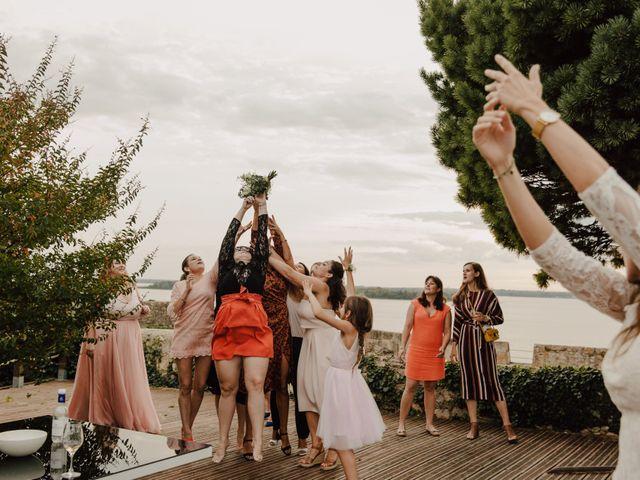 Le mariage de Matthieu et Emilie à Blaye, Gironde 66