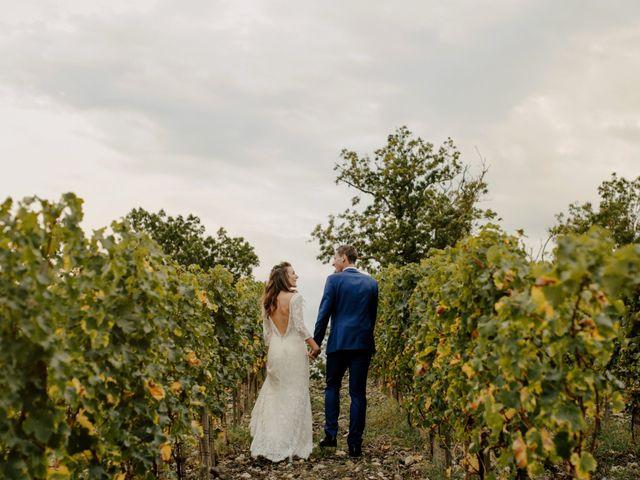 Le mariage de Matthieu et Emilie à Blaye, Gironde 68
