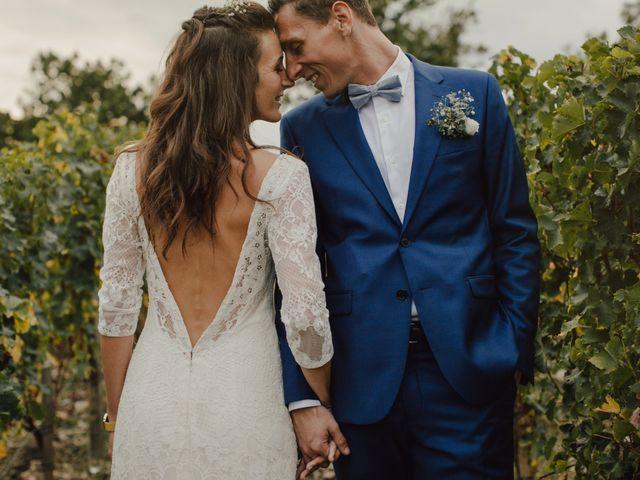 Le mariage de Matthieu et Emilie à Blaye, Gironde 69