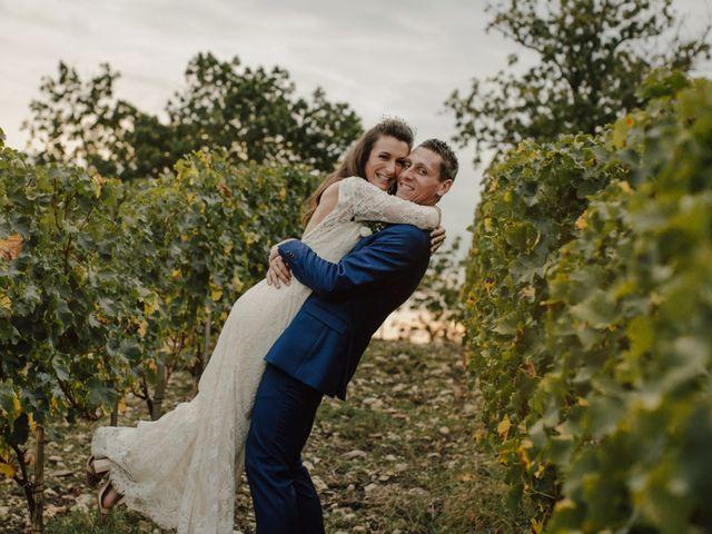 Le mariage de Matthieu et Emilie à Blaye, Gironde 70