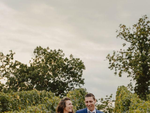 Le mariage de Matthieu et Emilie à Blaye, Gironde 72