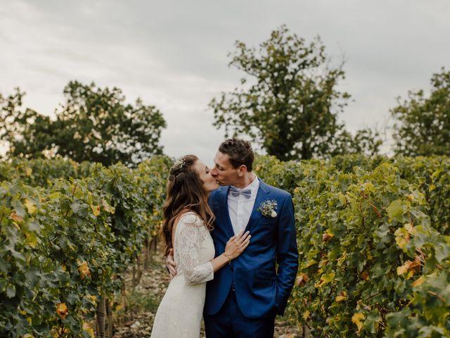 Le mariage de Matthieu et Emilie à Blaye, Gironde 73