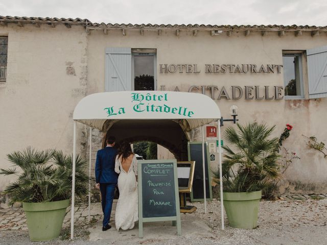 Le mariage de Matthieu et Emilie à Blaye, Gironde 75