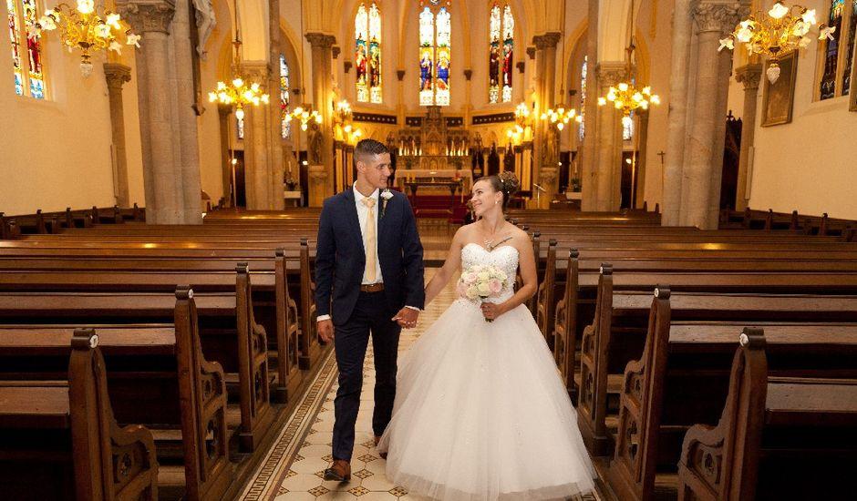 Le mariage de Palomar et Pauline à Uckange, Moselle