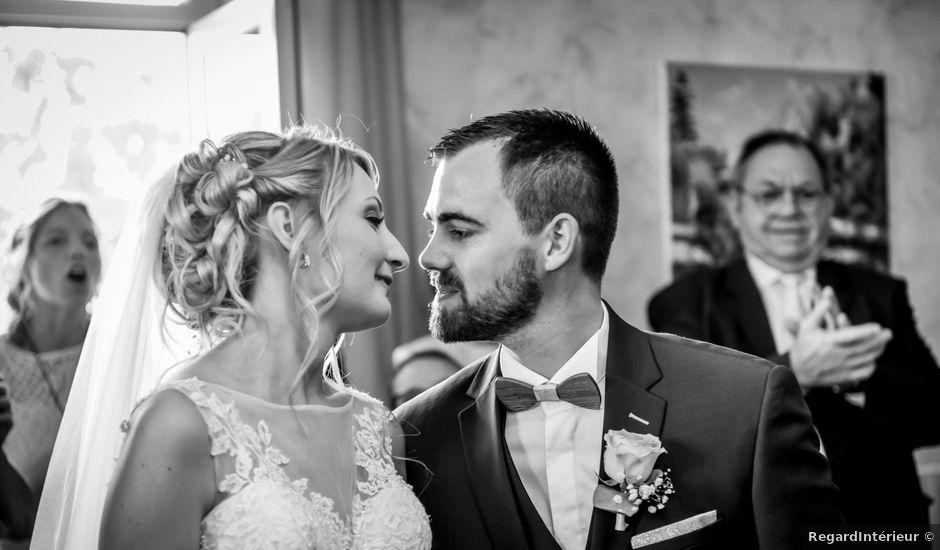 Le mariage de Jérémy et Sandra à Mauprévoir, Vienne