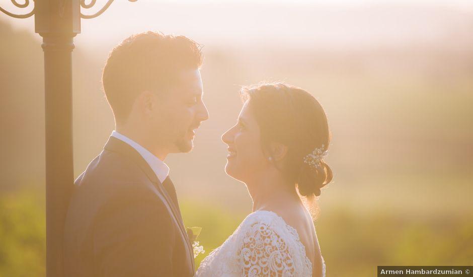 Le mariage de Liridon et Luana à Vignieu, Isère