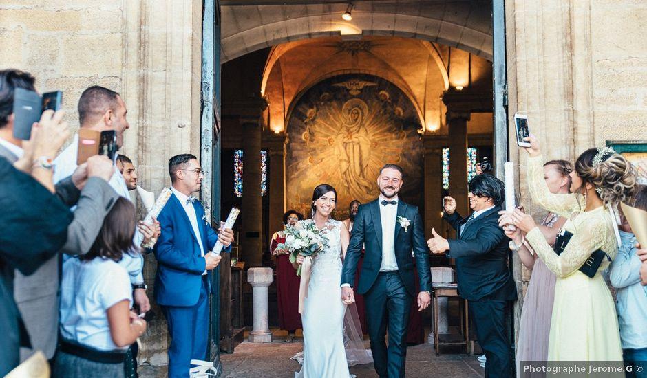 Le mariage de William et Alexis à Dijon, Côte d'Or