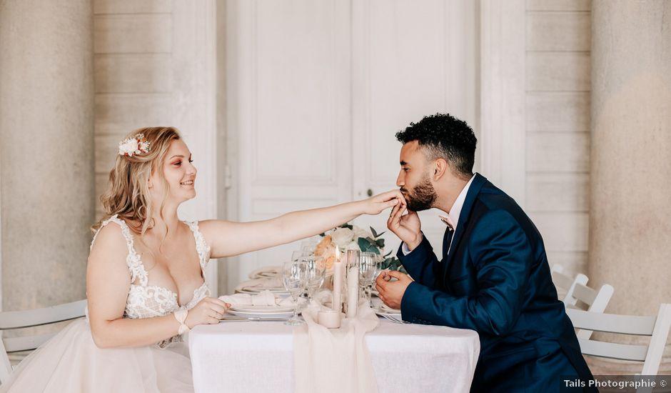 Le mariage de Hamza et Sarah à Besançon, Doubs
