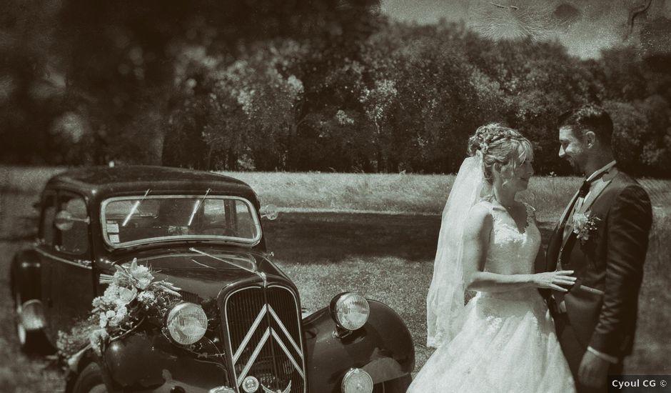 Le mariage de Aurélien et Julie à Dornes, Nièvre