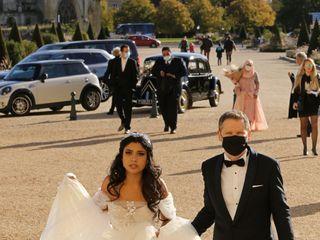 Le mariage de Meriem et Eric 1