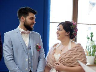 Le mariage de Claire et Mathieu