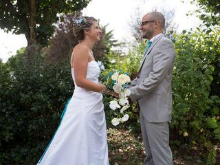 Le mariage de Sandrine et Benoit