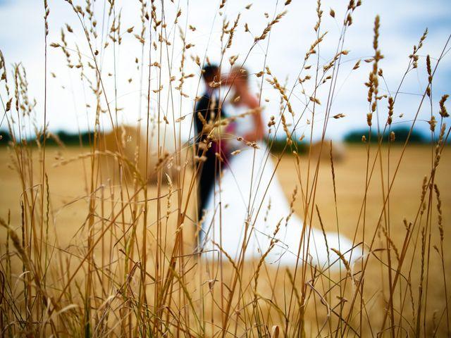 Le mariage de Nicolas et Laetitia à Wissembourg, Bas Rhin 2