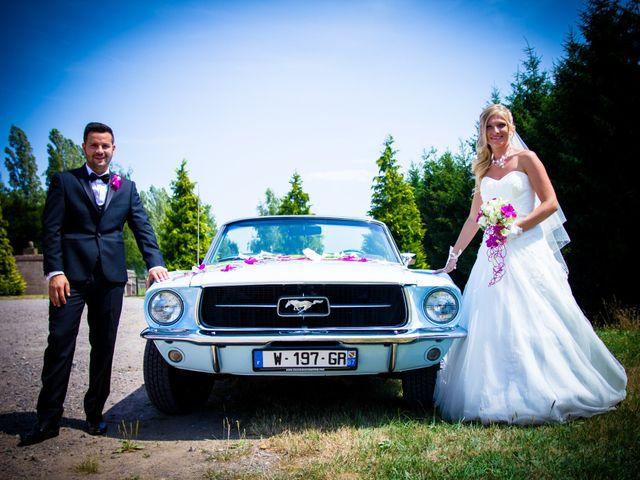 Le mariage de Nicolas et Laetitia à Wissembourg, Bas Rhin 23