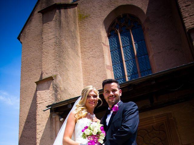 Le mariage de Nicolas et Laetitia à Wissembourg, Bas Rhin 25