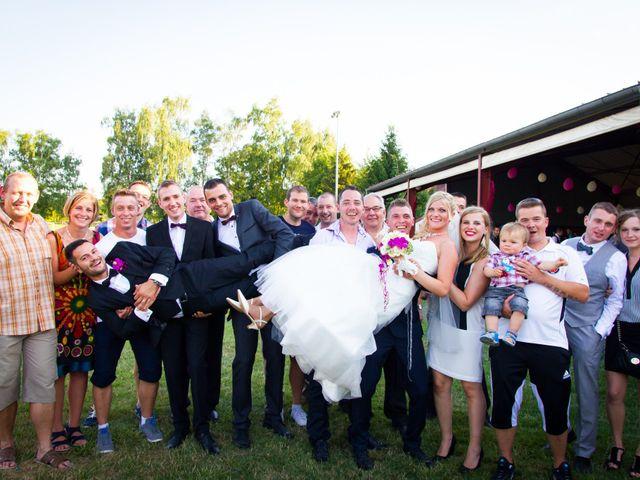Le mariage de Nicolas et Laetitia à Wissembourg, Bas Rhin 29