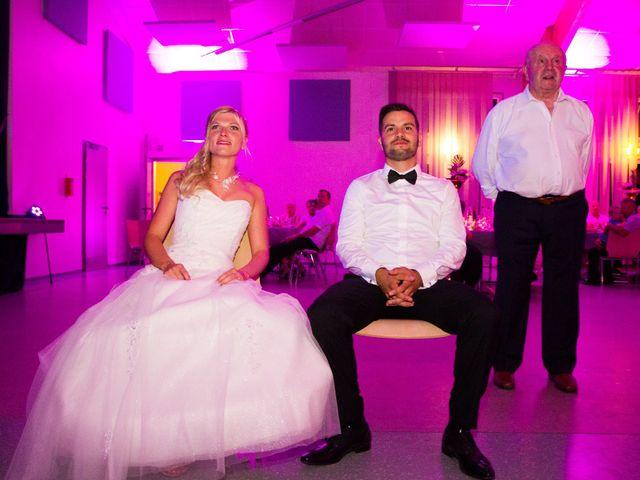 Le mariage de Nicolas et Laetitia à Wissembourg, Bas Rhin 45