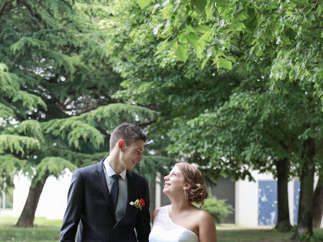 Le mariage de Cyril et Laurie à Portes-lès-Valence, Drôme 16