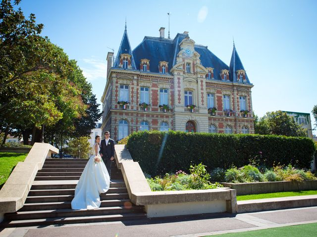 Le mariage de Gabriel et Cathy à Rueil-Malmaison, Hauts-de-Seine 11