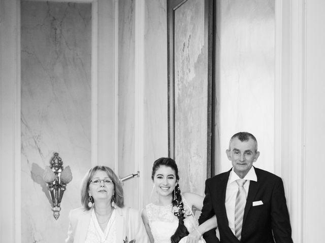 Le mariage de Gabriel et Cathy à Rueil-Malmaison, Hauts-de-Seine 12