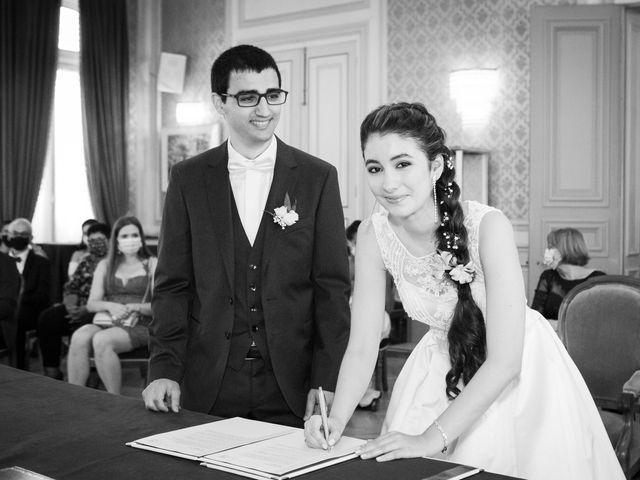 Le mariage de Gabriel et Cathy à Rueil-Malmaison, Hauts-de-Seine 15