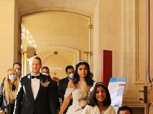 Le mariage de Eric et Meriem à Caen, Calvados 4