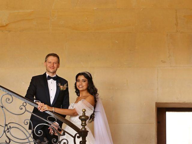 Le mariage de Eric et Meriem à Caen, Calvados 10