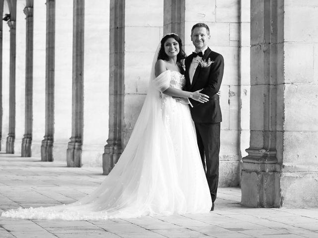 Le mariage de Eric et Meriem à Caen, Calvados 11