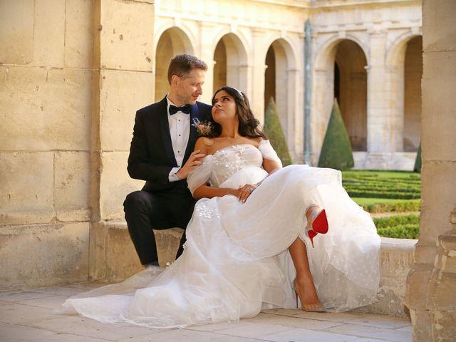 Le mariage de Eric et Meriem à Caen, Calvados 12