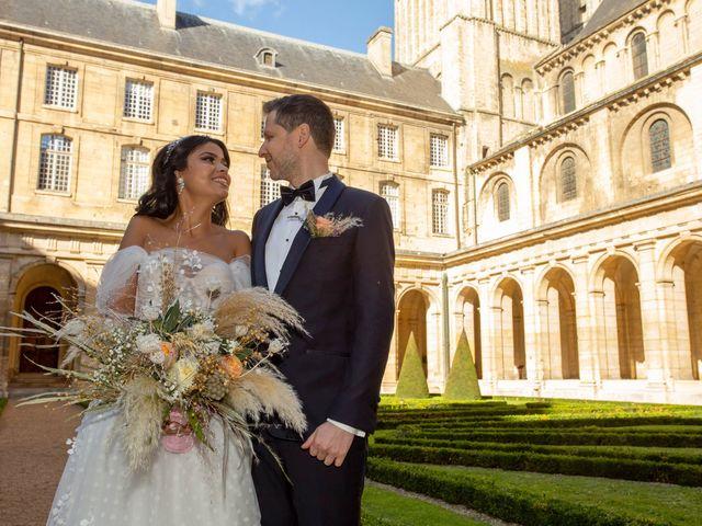 Le mariage de Eric et Meriem à Caen, Calvados 13