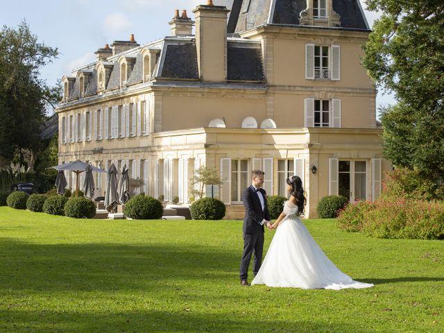 Le mariage de Eric et Meriem à Caen, Calvados 20