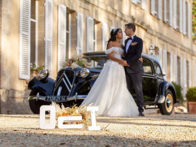Le mariage de Eric et Meriem à Caen, Calvados 21