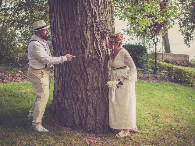 Le mariage de Manuela et Johan