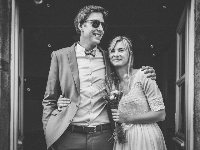 Le mariage de Clément et Clémentine à Regnéville-sur-Mer, Manche 13