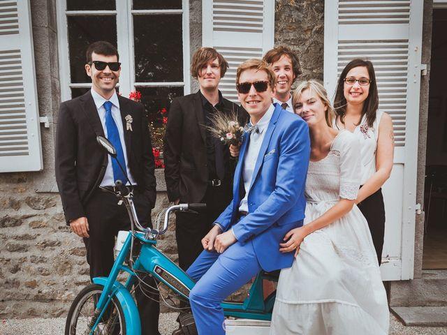 Le mariage de Clément et Clémentine à Regnéville-sur-Mer, Manche 17