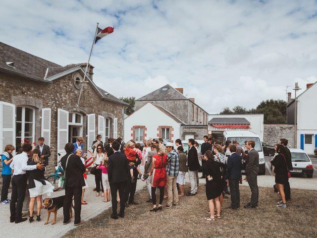 Le mariage de Clément et Clémentine à Regnéville-sur-Mer, Manche 18