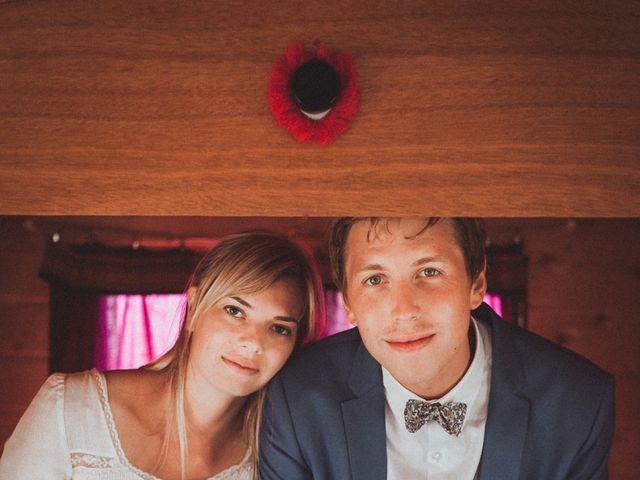 Le mariage de Clément et Clémentine à Regnéville-sur-Mer, Manche 27