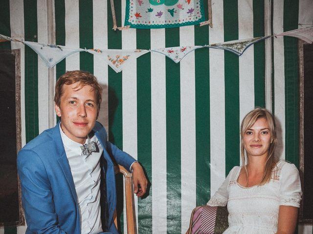 Le mariage de Clément et Clémentine à Regnéville-sur-Mer, Manche 32